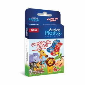 active-plast-plastry-dla-dzieci-hipoalergiczne