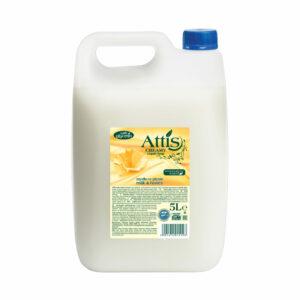 attis-mydlo-mleko-miod-butelka-plastikowa-zapas-5l