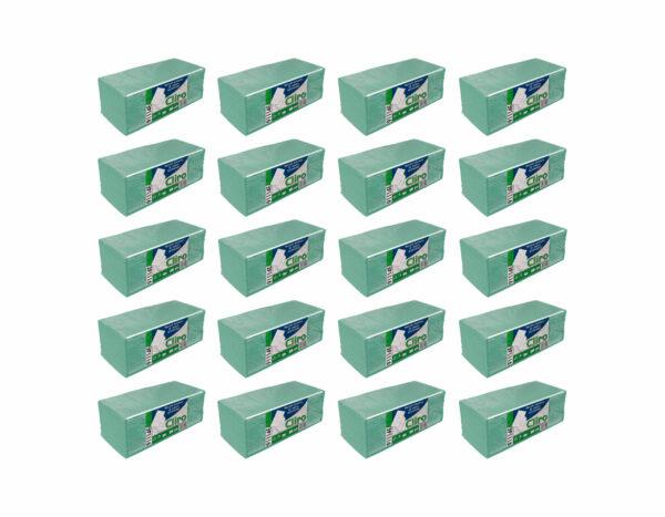 cliro-reczniki-papierowe-zielone