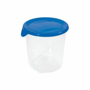 curver-pojemnik-okragly-transparentny-niebieska-pokrywka-fresh-go-1l