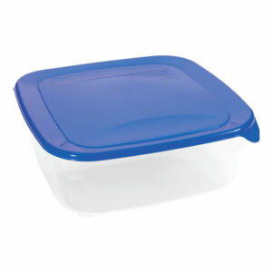 curver-pojemnik-transparentny-niebiespka-pokrywka-kwadrat-fresh-go