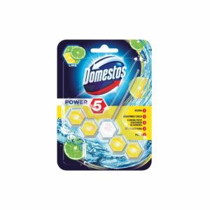 domestos-power-5-zapach-lime-kostka-higiena-dlugotrwaly-zapach-ochrona-przed-osadzaniem-sie-kamienia-czyszczaca-piana-polysk