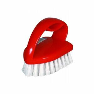 konex-szczoteczka-zelazko-do-szorowania-czerwona-plastikowa