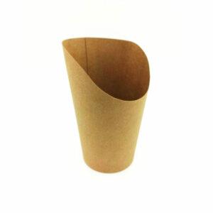 kubek-opakowanie-na-frytki-wrap-tortilla-papierowe-brazowe-duże