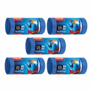 multitop-mtop-worki-na-smieci-odpady-niebieskie-easy-close-latwe-w-zawiazywaniu-zamknieciu-120-l-15-sztuk-paclan-zestaw-5-opakowan