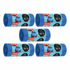 multitop-mtop-worki-na-smieci-odpady-niebieskie-easy-close-latwe-w-zawiazywaniu-zamknieciu-240-l-10-sztuk-paclan-zestaw-5-opakowan