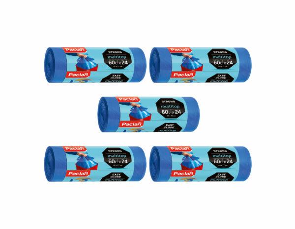 multitop-mtop-worki-na-smieci-odpady-niebieskie-easy-close-latwe-w-zawiazywaniu-zamknieciu-60-l-24-sztuk-paclan-zestaw-set-5-rolek
