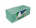 reczniki-papierowe-cliro-zielone-zig-zag