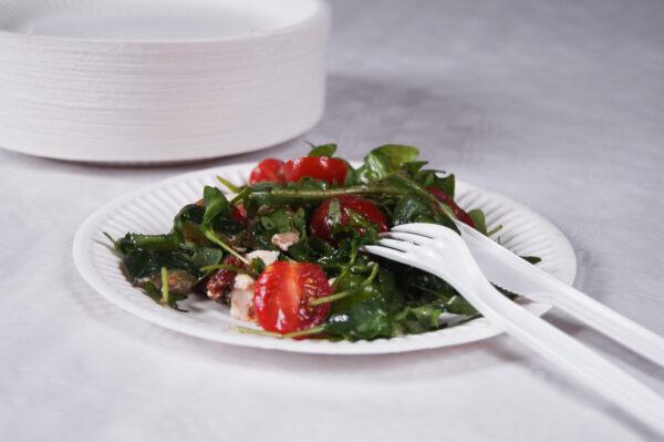 widelec-noz-plastikowy-jednorazowy-talerz-bialy-talerze-salatka-papierowy-abc-obrus-bialy-papstar