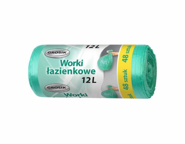 worki-lazienkowe-na-smieci-odpady-12-l-grosik-zielone-48-sztuk