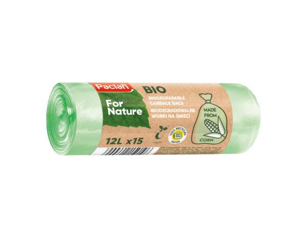 paclan-worki-biodegradowalne-for-nature-worki-na-smieci-odpady-bio-12l-15-sztuk