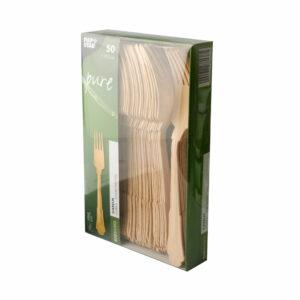 papstar-pure-widelec-drewniany-50-sztuk
